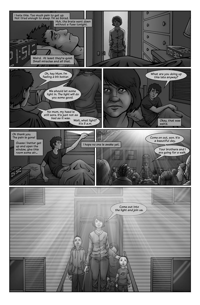 Darkness, page 2
